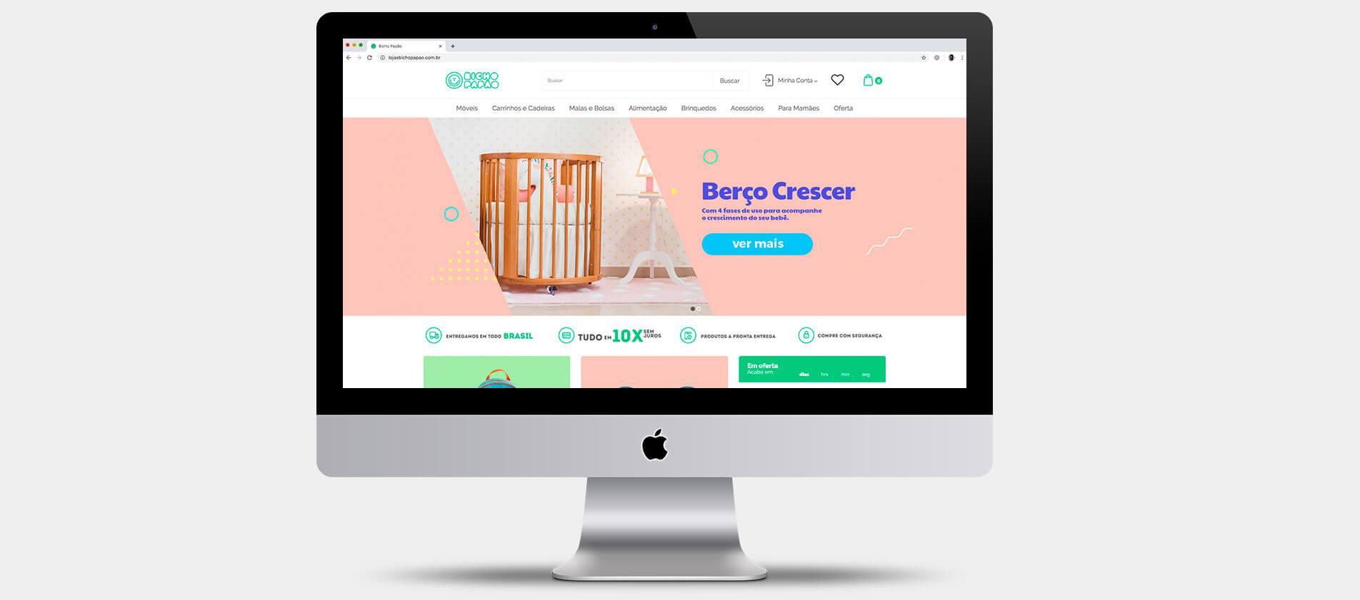 E-commerceBicho Papão