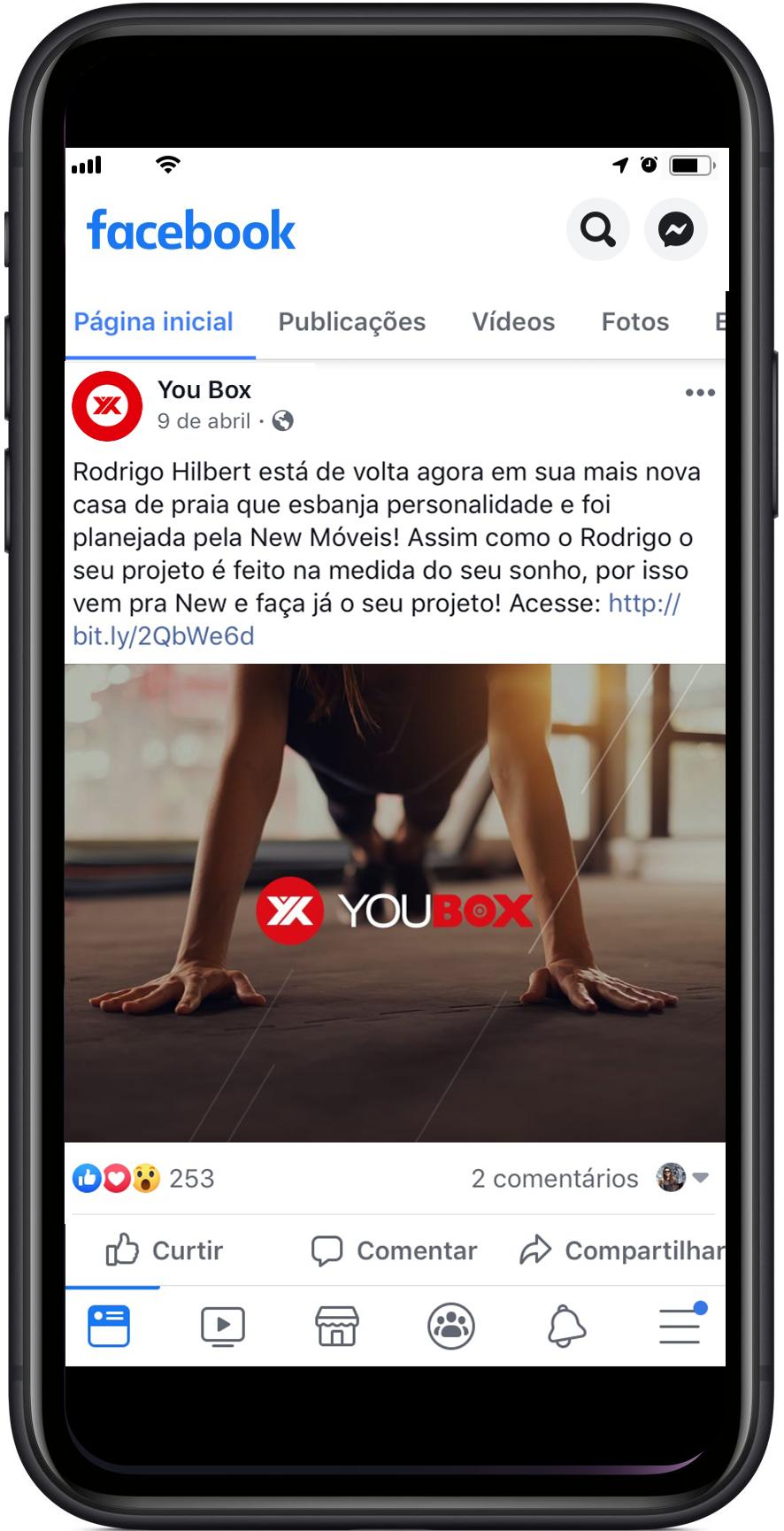 YouBox Facebook
